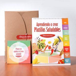 Guía NUTRILECCIONES Aprende a armar platillo saludable